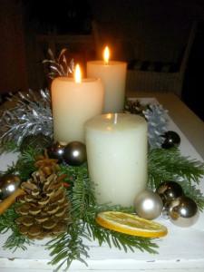 Weihnachtsbaumbrand