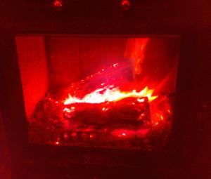 Brandgefahr zu Weihnachten