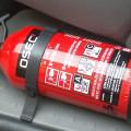 Brandschutz in Fahrzeugen