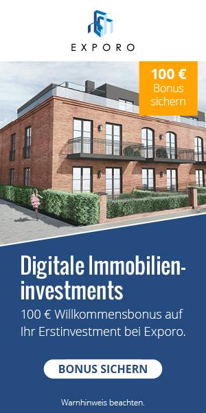 Jetzt direkt in Immobilien investieren und attraktive Zinsen sichern