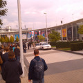 Messe in Köln