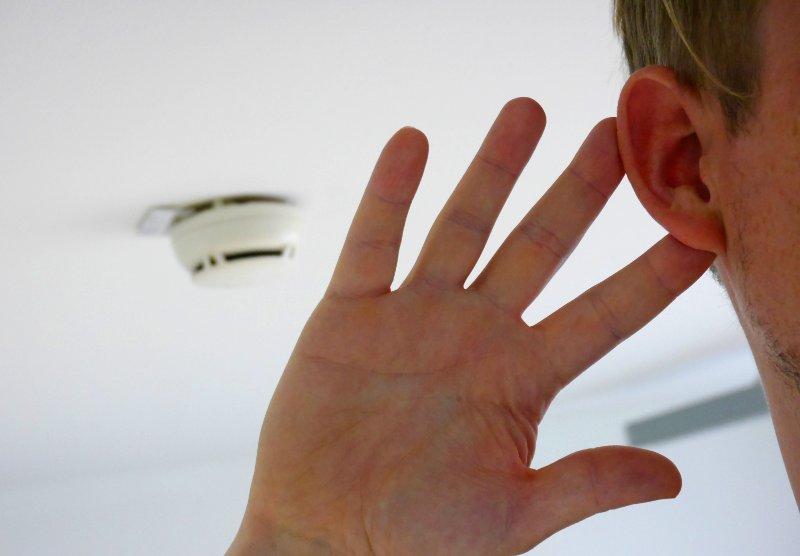 Rauchmelder für Gehörlose, Hörgeschädigte